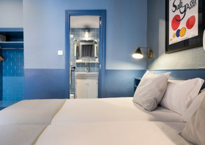 Hôtel Call – Chambre double