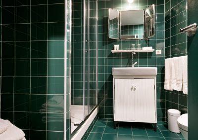 Hôtel Call – Salle de bain