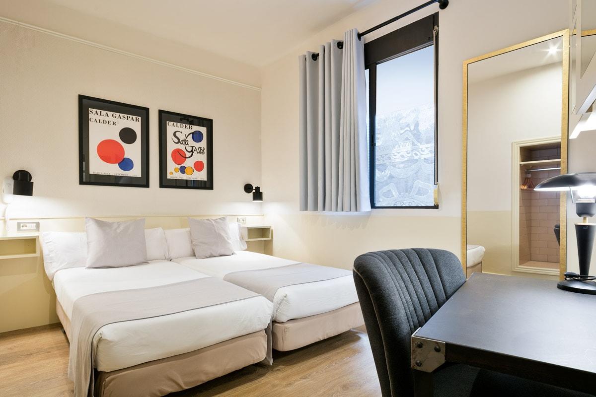 Hotel Condal - Habitació doble
