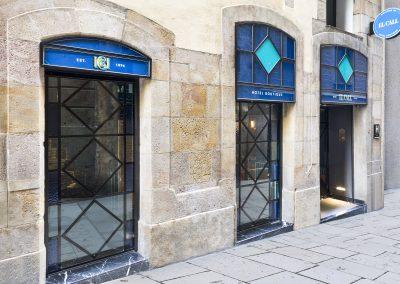 Hotel Call - Fassade