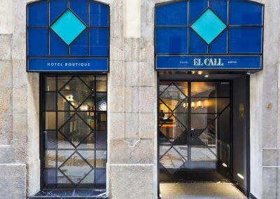 Hotel Call - Fachada